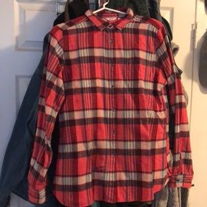Woolrich ladies flannel